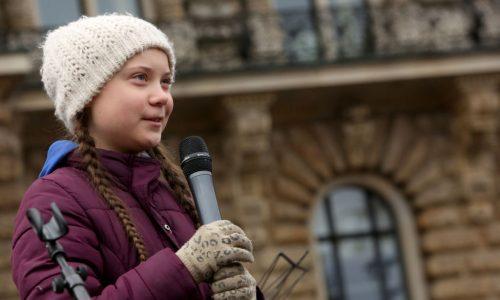 16-Jährige Greta Thunberg für Friedensnobelpreis nominiert