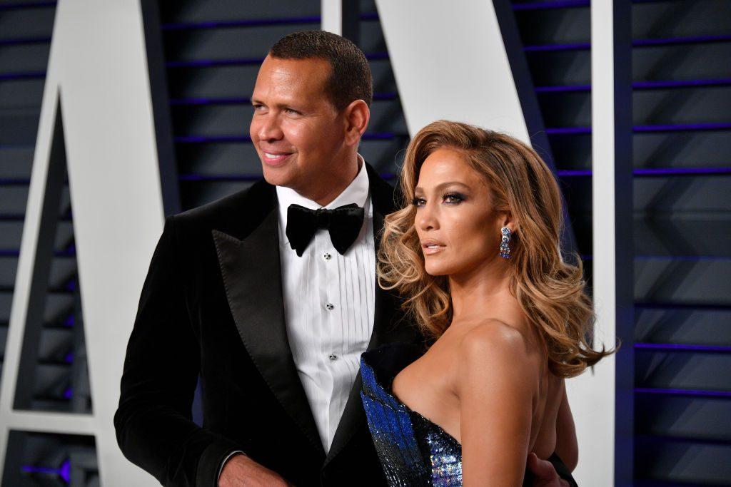 Jennifer Lopez hat sich verlobt