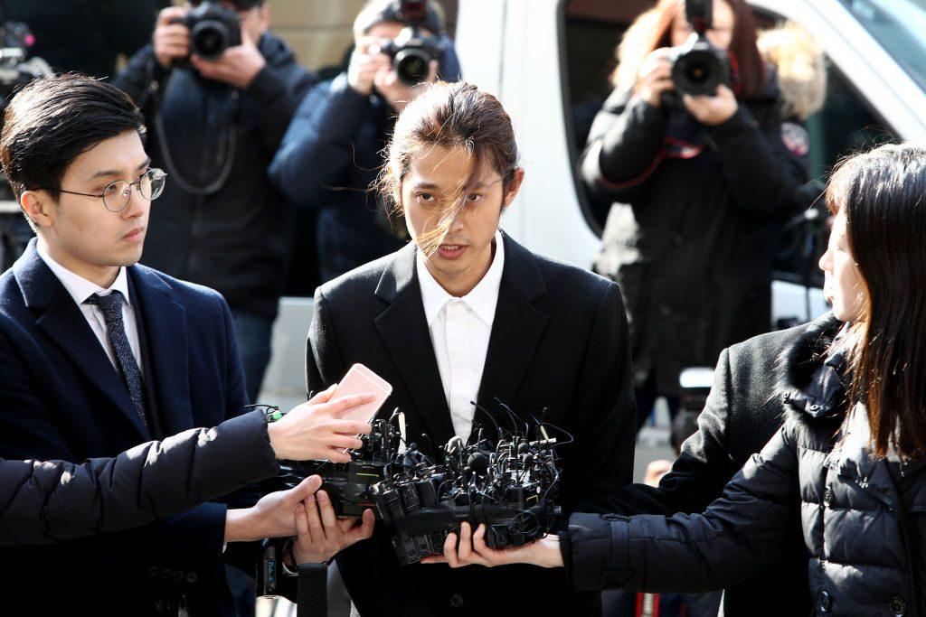 K-Pop-Star Jung Joon Young wegen Sexvideo-Skandal verhaftet