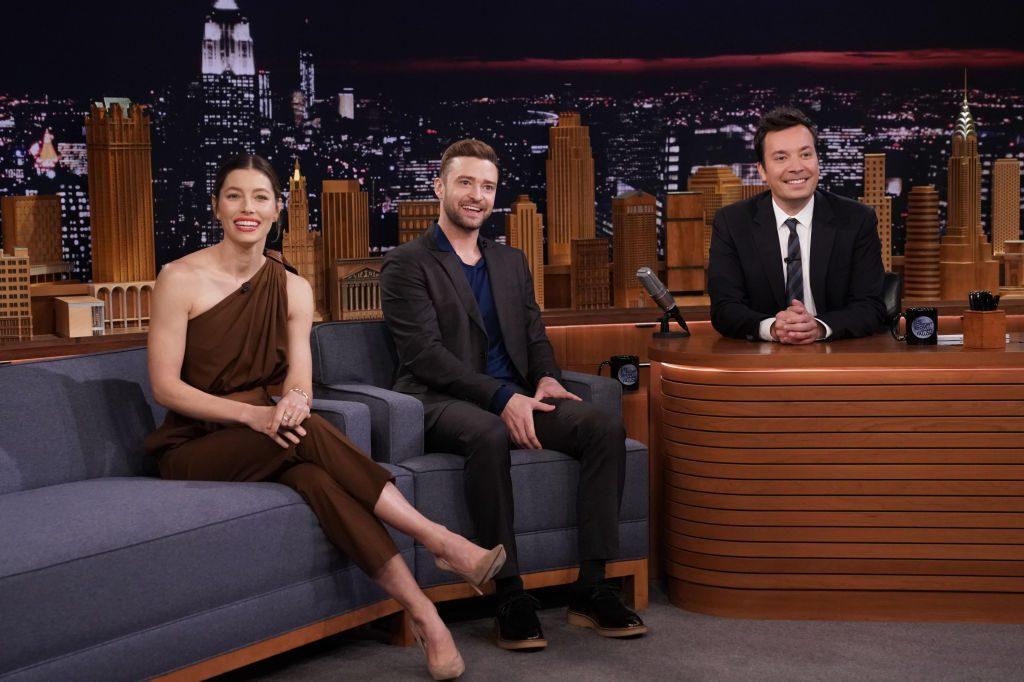 Justin Timberlake: So reagiert Frau Jessica auf seinen Ausrutscher