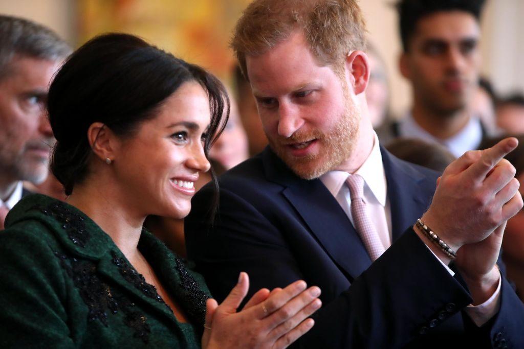 Herzogin Meghan: Das Baby soll auf dem Weg sein