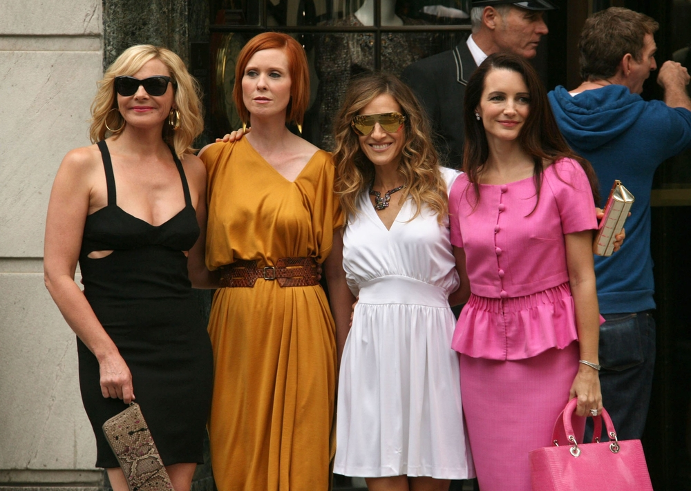 Sex and the City: Dieser Star soll Kim Cattrall ersetzen