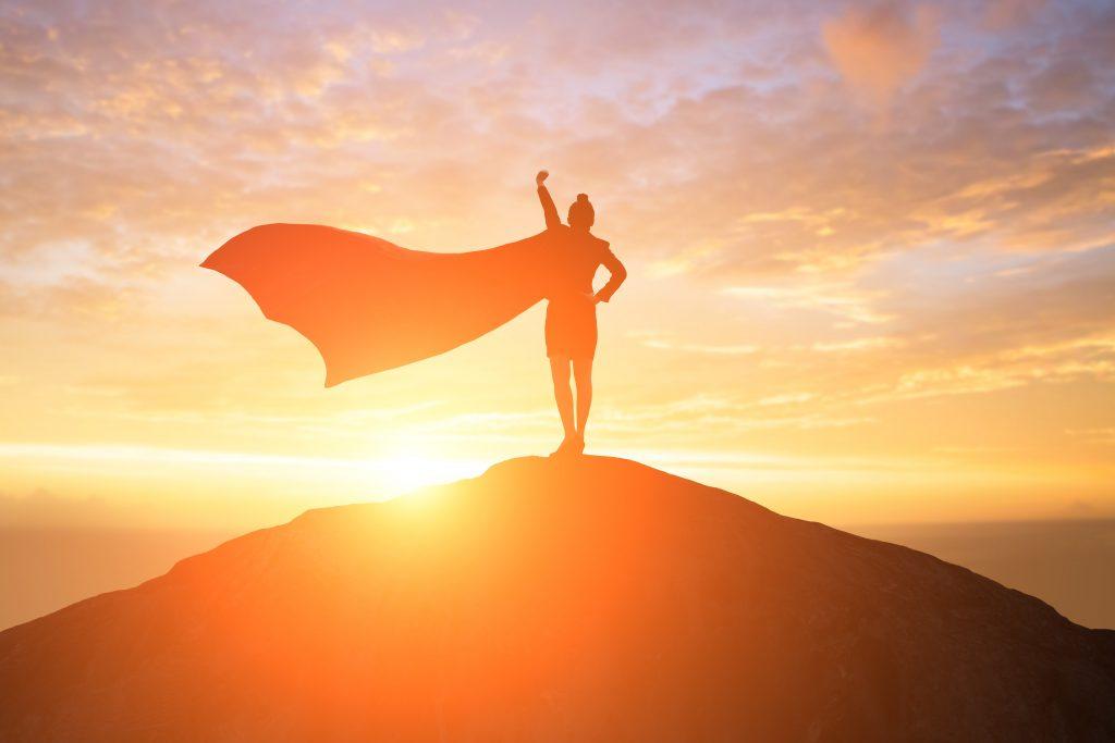 Superheldin: Mit diesen 5 Jobs rettest du die Welt