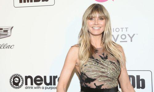 Heidi Klum: So gekonnt reagiert sie auf fiesen Instagram-Hate