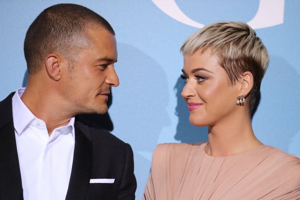 Katy Perry und Orlando Bloom: Sie planen eine kleine und intime Hochzeit
