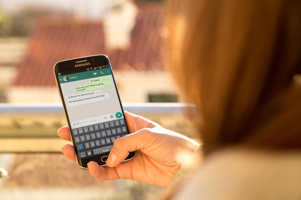 WhatsApp: Bald sind keine Screenshots der Chats mehr möglich