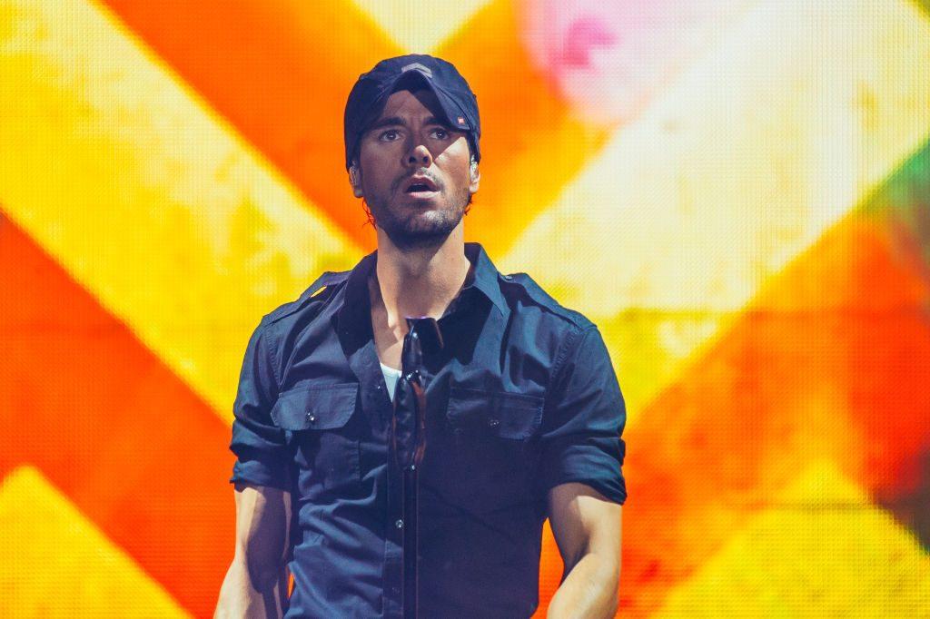 Enrique Iglesias lässt seine kleinen Zwillinge bei seiner Musik mitreden