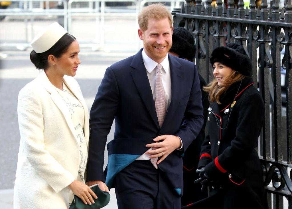 Prinz Harry und Herzogin Meghan starten eigenen Instagram-Account