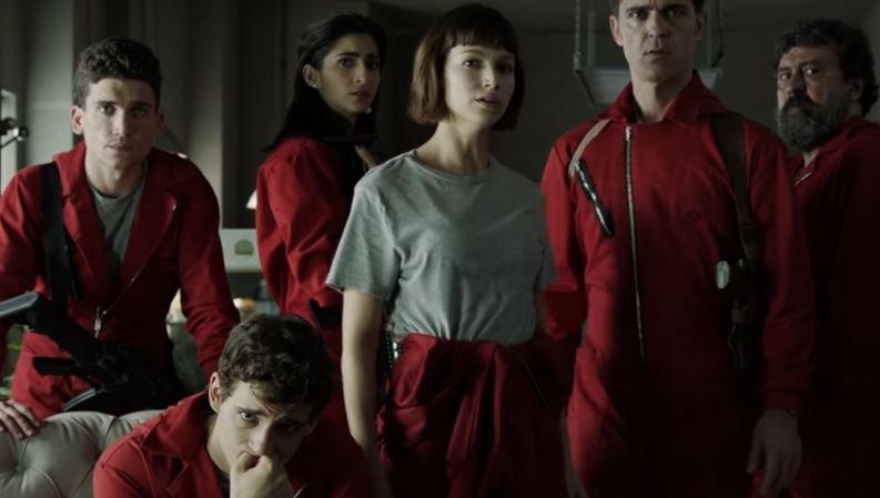 Netflix Haus des Geldes 3: Erster Trailer ist da