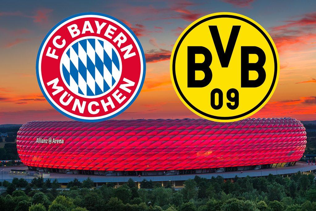 Bayern vs. BVB: Infos zu Livestream und Live-Übertragung