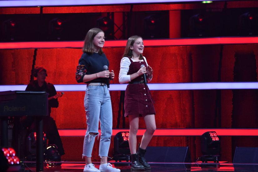 The Voice Kids 2019 Team BossHoss: Mimi und Josefin sind im Finale