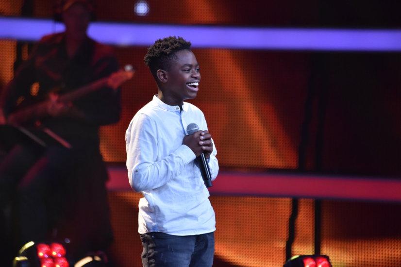 The Voice Kids 2019 Team Lena: Thapelo ist im Finale