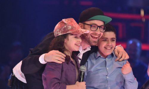 Voice Kids 2019-Team Mark: Wer sind Teodora & Davit?