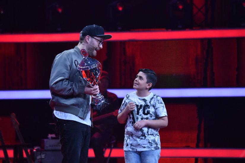 The Voice Kids 2019 Team Mark: Davit ist im Finale
