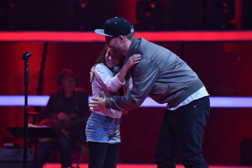 The Voice Kids 2019 Team Mark: Teodora ist im Finale