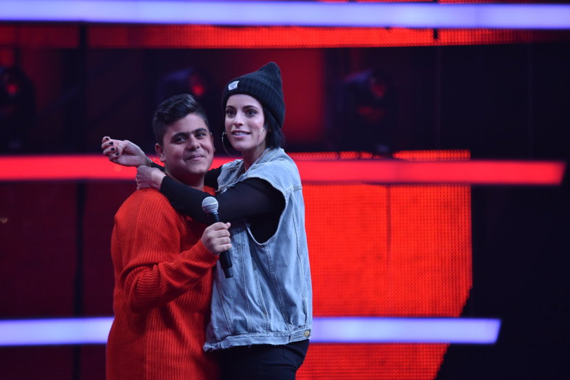 The Voice Kids 2019 Team Stefanie: Lazaros ist im Finale