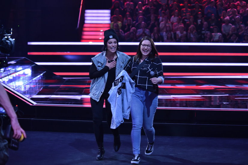 The Voice Kids 2019 Team Stefanie: Lea ist im Finale