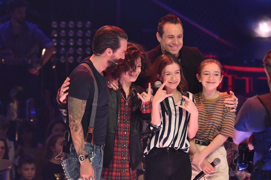 Voice Kids 2019-Team BossHoss: Wer sind Erik, Mimi & Josefin?