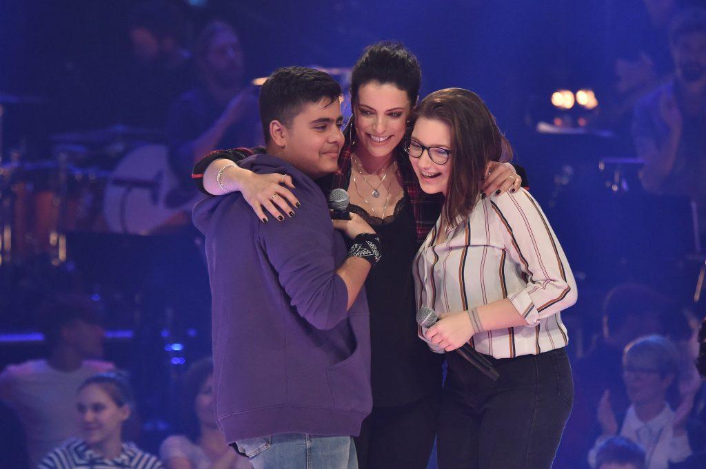 Voice Kids 2019-Team Stefanie: Wer sind Lazaros & Lea?