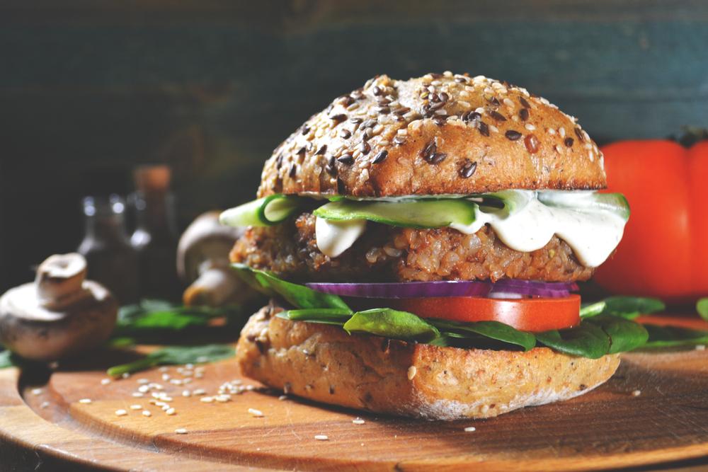 Beyond Meat: Fleischloser Burger aus USA jetzt bei Lidl erhältlich