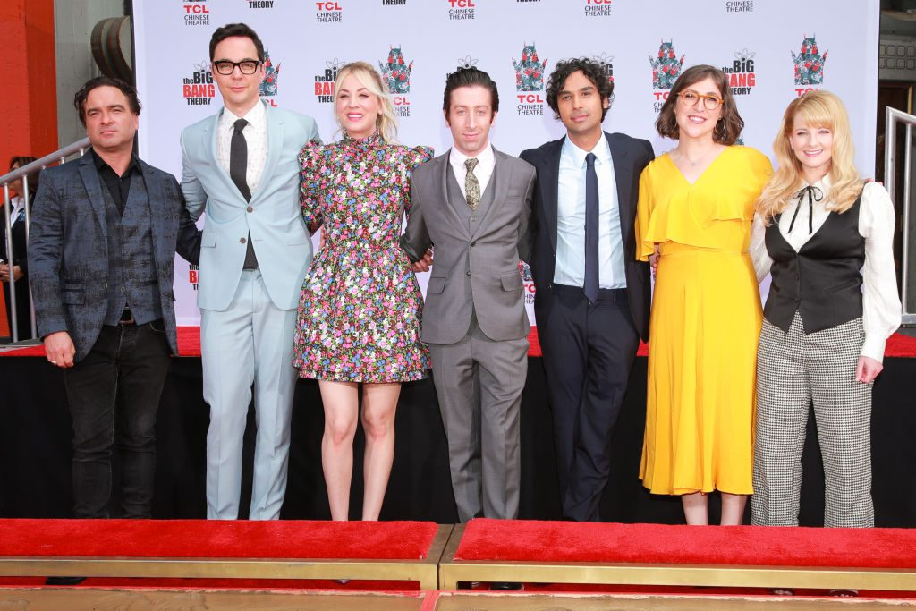 Big Bang Theory: Finale in den USA ausgestrahlt