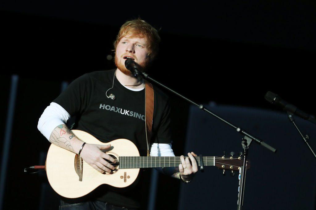 Justin Bieber und Ed Sheeran: Plagiatsvorwürfe gegen ihren neuen Song