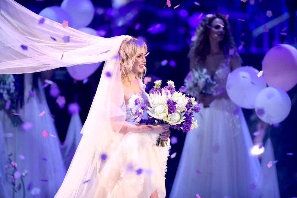 Hochzeit beim GNTM-Finale 2019: Theresia heiratet live vor Publikum