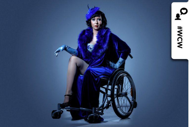 Jacqueline Boxx tanzt Burlesque im Rollstuhl: Sexualität