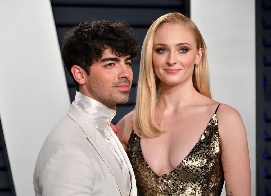 """Game of Thrones""-Star Sophie Turner und Joe Jonas haben geheiratet"
