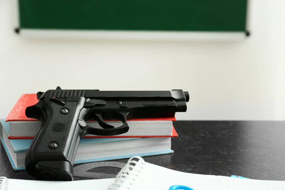 In Florida sollen Lehrer bewaffnet unterrichten dürfen