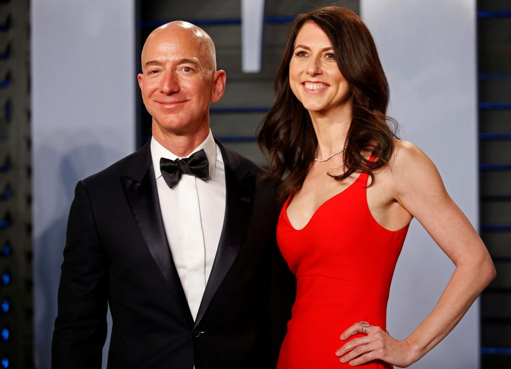 MacKenzie Bezos spendet 16 Milliarden Euro