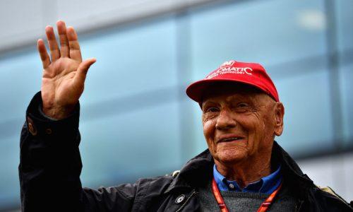 Niki Lauda: Prominenz und Fans erwiesen ihm die letzte Ehre