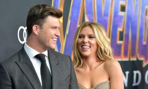 Scarlett Johansson zum dritten Mal verlobt