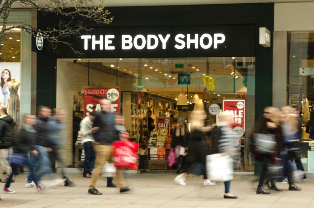 Body Shop führt fair gehandeltes Recyclingplastik ein