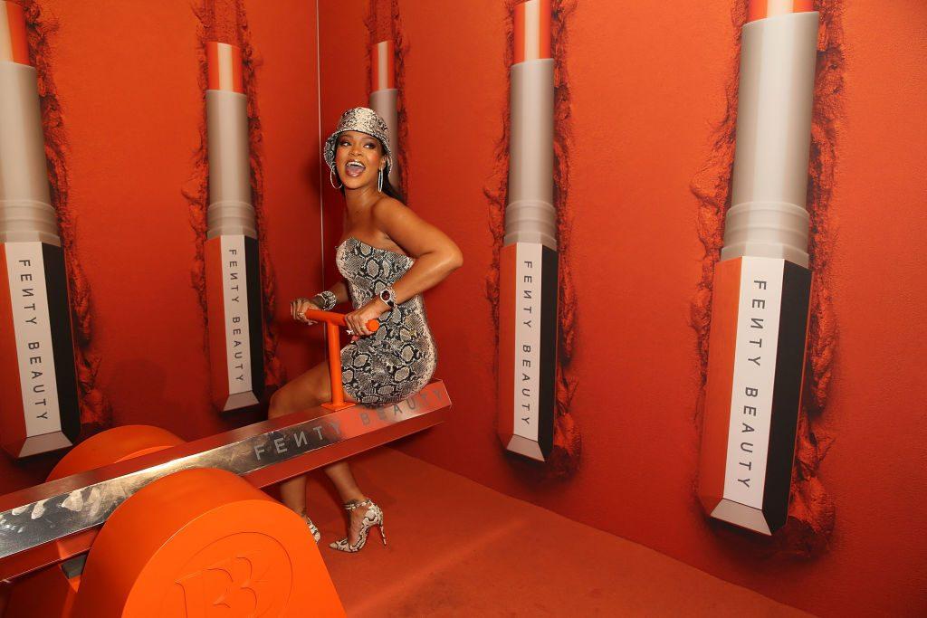 Rihanna bringt Luxusmode auf den Markt