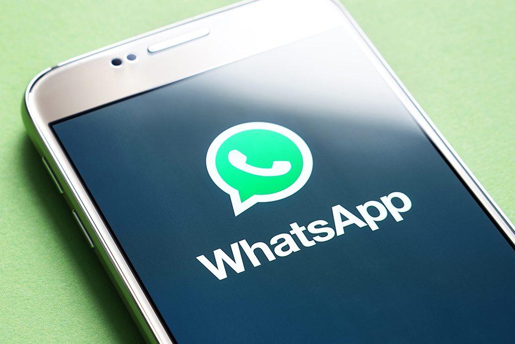 Bezahlen mit WhatsApp