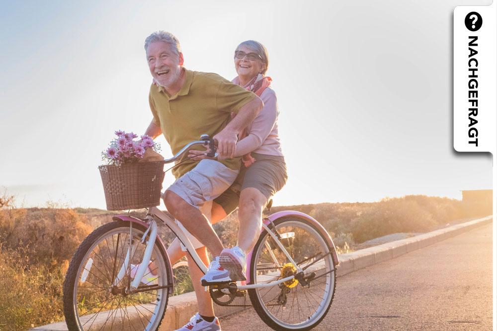 Was das biologische Alter über uns aussagt
