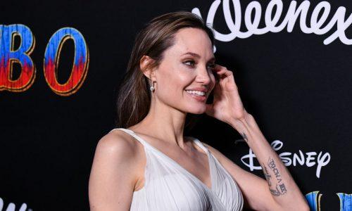 Angelina Jolie: Datet sie Keanu Reeves?