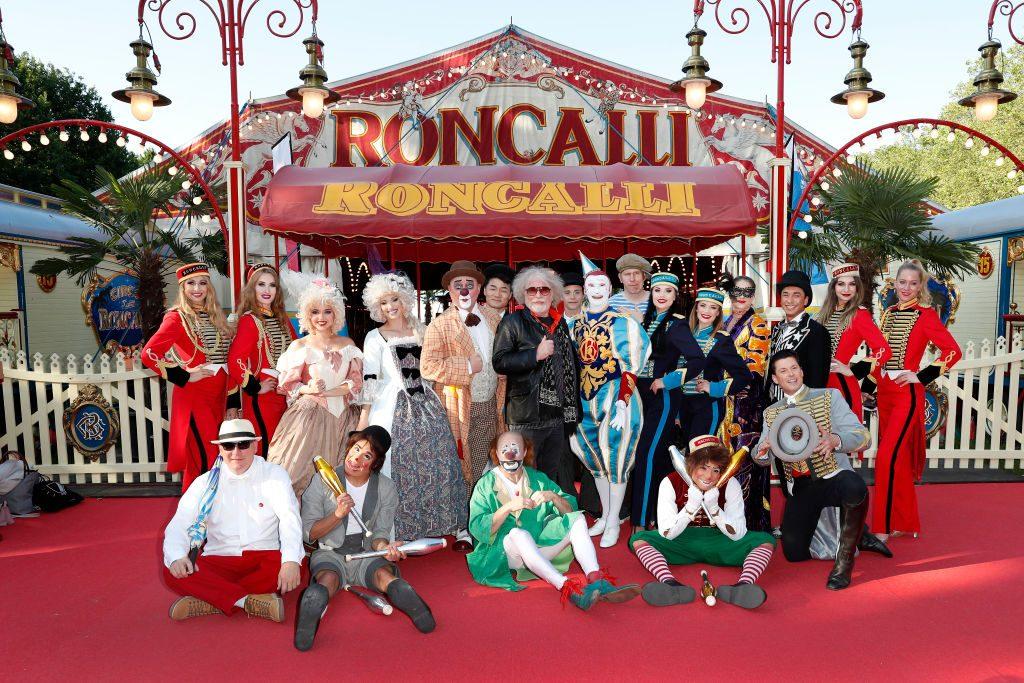 Circus Roncalli ersetzt echte Tiere durch Hologramme