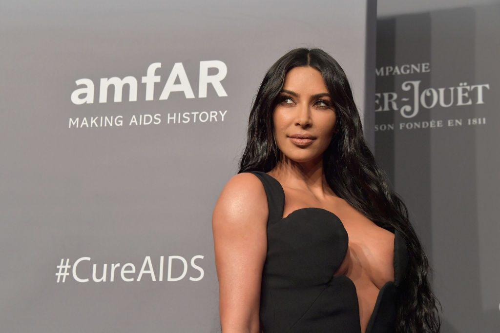 Kim Kardashian als Teenager: Sie postet Foto aus ihrer Schulzeit