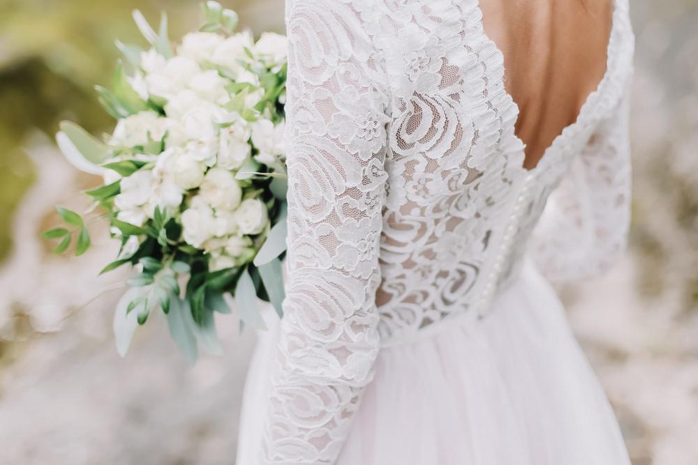 So sieht für Männer das perfekte Brautkleid aus