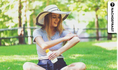 Sonnencreme selber machen: Deshalb kann es gefährlich sein