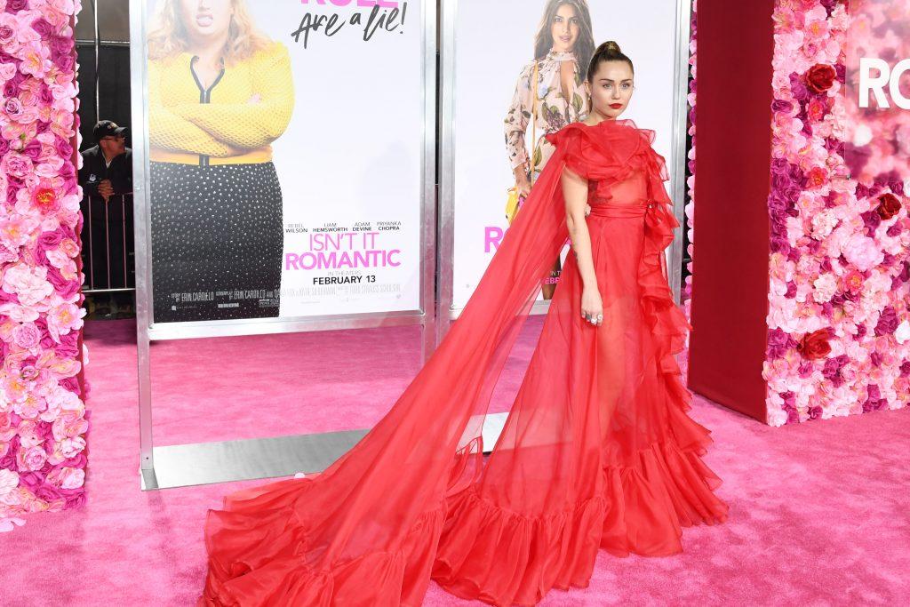 Miley Cyrus: Kollaboration mit Marc Jacobs für Abtreibung