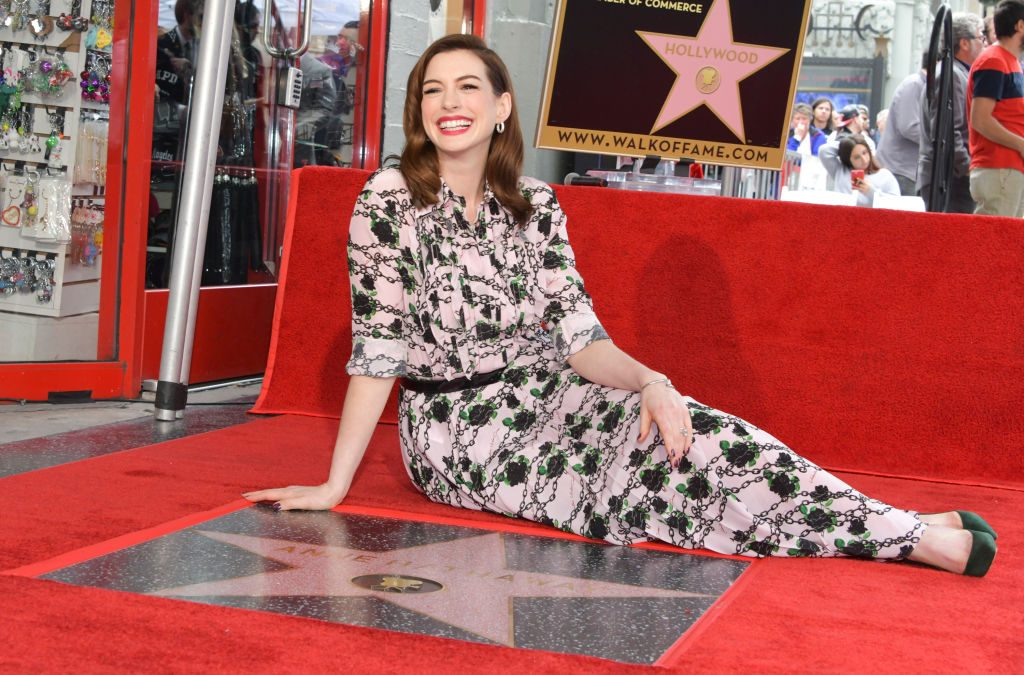 Anne Hathaway: Sie ist zum zweiten Mal schwanger
