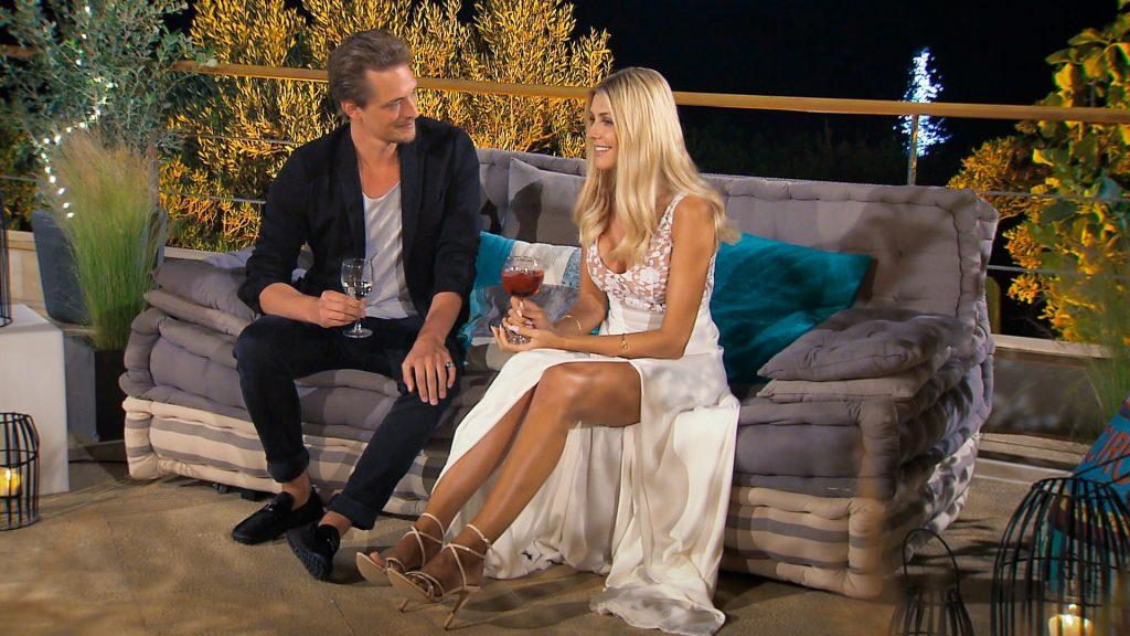 Bachelorette 2019: Fabio lehnt Gerda Lewis' Rose ab