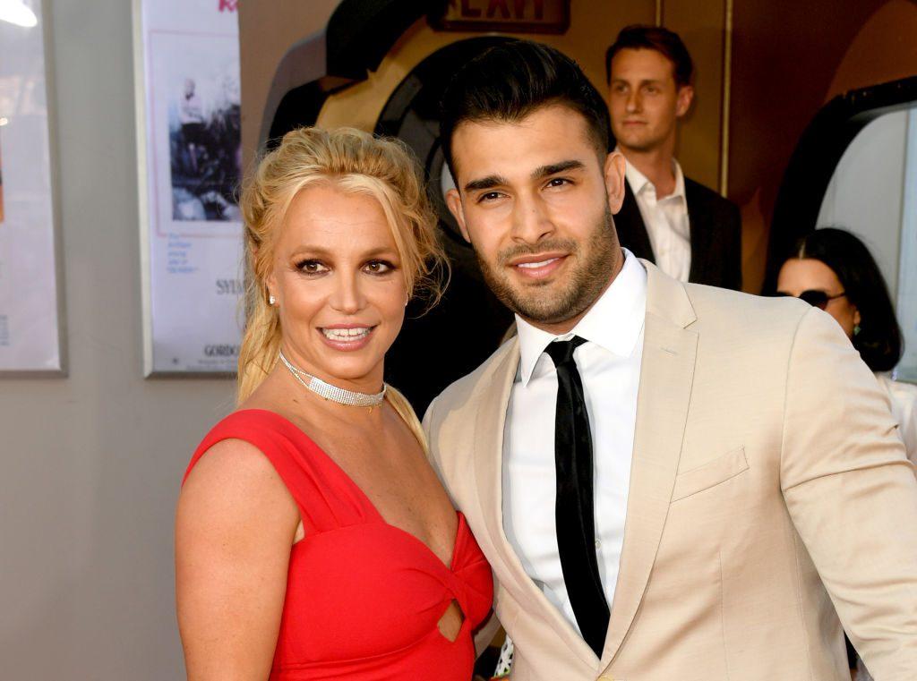 Britney Spears: Hat sie sich mit Sam Asghari verlobt?
