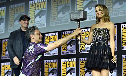 Thor wird eine Frau: Natalie Portman übernimmt die Rolle