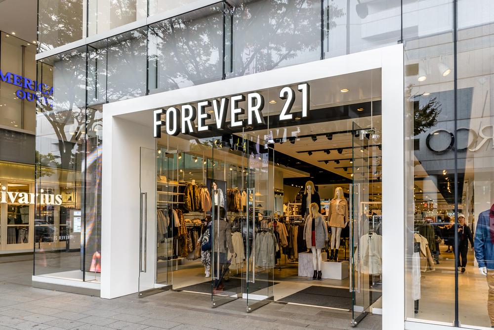 Shitstorm: Forever 21 verschickt Diät-Riegel an Plus-Size-Kunden