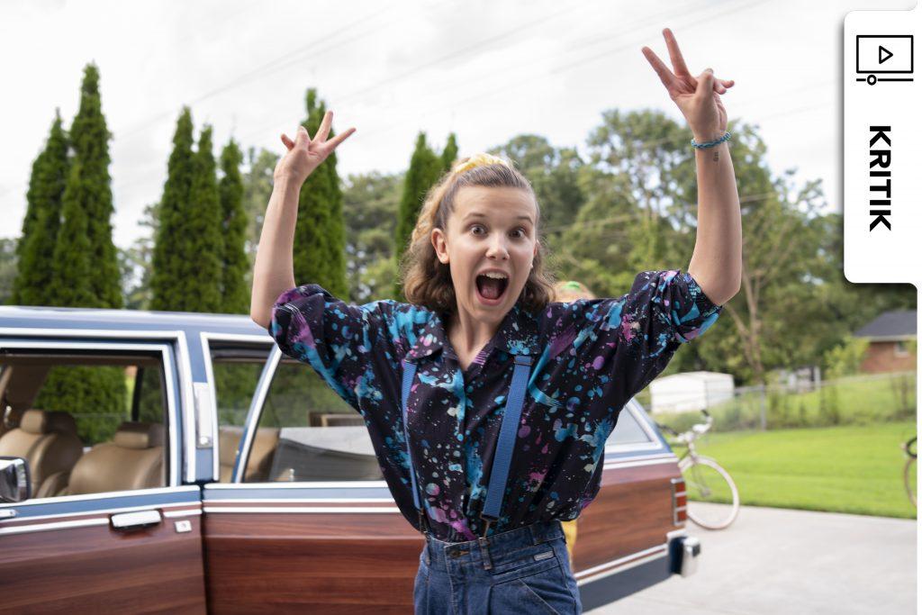 Stranger Things Staffel 3: Warum es gut ist, dass die Kindheit vorbei ist