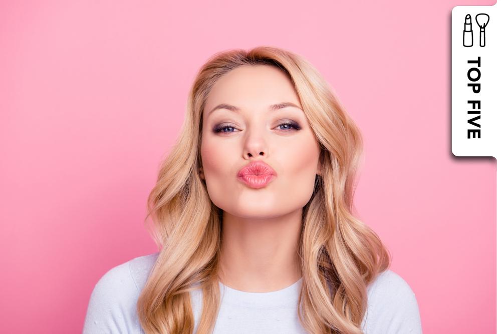 Top 5 Beauty-Produkte für schöne Lippen